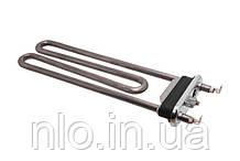 Тэн для стиральной машины, l=233mm P=1950W 01.073 Whicepart, Zanussi 132724241, с отверстием под дат