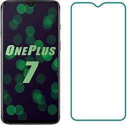 Защитное стекло OnePlus 7 (Прозрачное 2.5 D 9H) (Ван Оне Плас Плюс 7)