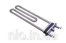 Тэн для стиральной машины, l=241mm P=2050W 01.067 Kawai, 481225928703, с отверстием под датчик