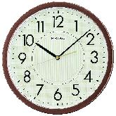Настінні круглий годинник 36см