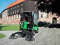 Подметально-уборочная машина Nilfisk-Egholm City Ranger