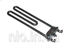 Тэн для стиральной машины, l=244mm P=1950W 01.025 Thermowatt, с отверстием под датчик