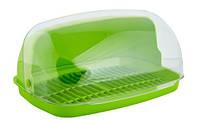 Хлібниця пластикова Алеана 32х25х17см 169049, фото 1
