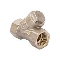 "Фильтр грубой очистки 3/4"" (никелированный) KOER KR.F01.N (KR2771) | Запорно-регулирующая арматура"
