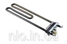 Тэн для стиральной машины, l=248mm P=1950W 01.050 Irca, с датчиком (4,8 к)