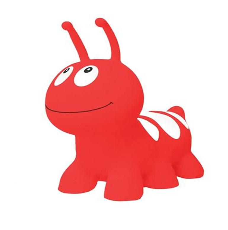 Детский прыгун-гусеница BT-RJ-0076 резиновый (Red)