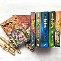 Комплект Гарри Поттер (7 книг) Дж. К. Роулинг , РОСМЭН (твёрдый переплёт)