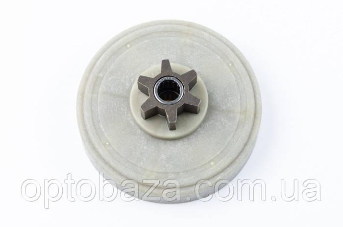 Корзина пластмассовая  (внутренние 56 зубов) для электропил Partner, Husqvarna