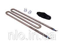 Тэн для стиральной машины, l=275mm P= 1500W (110V) Miele 15117744