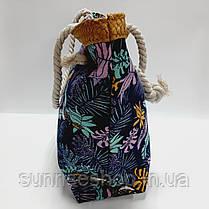 Пляжная летняя сумка, фото 2