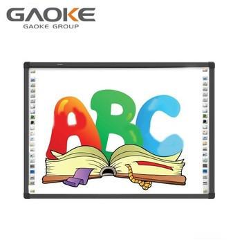"""Інтерактивна дошка 96"""" GAOKE GK-880H/96S"""