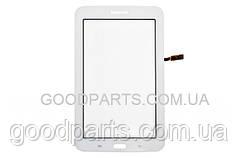 Тачскрин для планшета Samsung SM-T110 Galaxy Tab 3 Lite (7.0) белый (Оригинал)