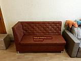 Кухонний диван, лавка з скринькою Ренесанс 150х60см, фото 5