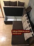 Кухонний куточок зі спальним місцем в наявності Київ, фото 2