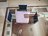 Пуф трансформер 5 в 1 з прошивкою, фото 5