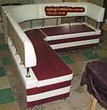 Небольшой кухонный уголок с ящиками, фото 6