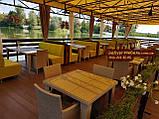 Диван для кафе на 3 человека 160х65х90см, фото 7