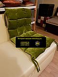 Подушка на стул, кресло, диван на заказ, фото 3