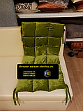 Подушка на стул, кресло, диван на заказ, фото 4