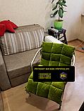 Подушка на стул, кресло, диван на заказ, фото 6