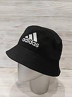 Панама летняя Adidas чёрная