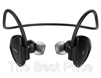 Спортивные Bluetooth наушники Awei A840BL с NFC Black