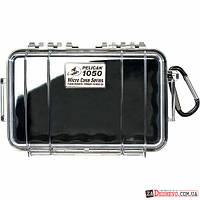 Pelican 1050 Clear Micro Case (1050-025-100), фото 1