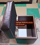 Пуф для маленькой прихожей 350х260мм, фото 5