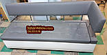 Диван для кухні Екстерн зі спальним місцем 180х650х850мм, фото 3