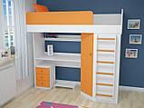 Мебельный комплект с угловым шкафом, Детская мебель, фото 3