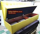 Диван Квадро з ящиком 1900х600х1050мм, фото 3