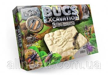 """Игровой набор для проведения раскопок Жуки """"Jewels Excavation"""" 7582DT, 6 жуков"""