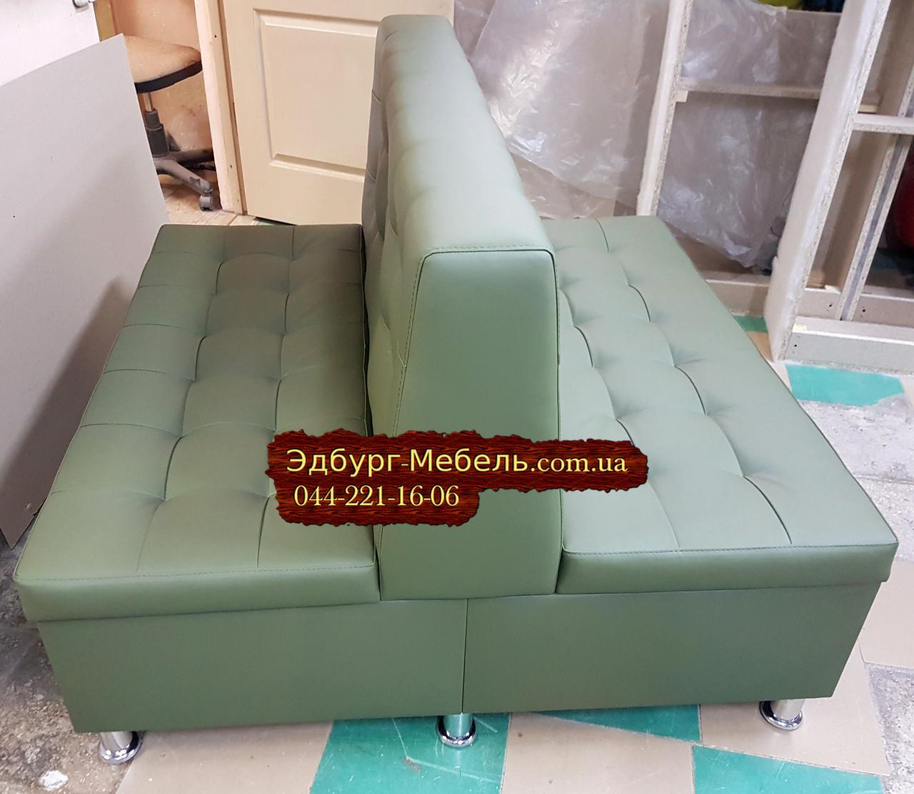 Подвійний диван для кафе будь-який розмір