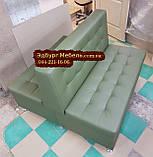 Подвійний диван для кафе будь-який розмір, фото 2