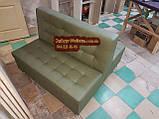 Подвійний диван для кафе будь-який розмір, фото 4