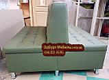 Подвійний диван для кафе будь-який розмір, фото 5