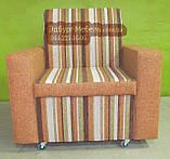 Крісло на коліщатах з ящиком, фото 5