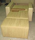 Кресло со спальным местом и приставным пуфом, фото 4