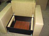 Кресло со спальным местом и приставным пуфом, фото 5