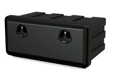 Ящик инструментальный Daken (Италия) 750*350*450 пластик, фото 1