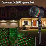 Новогодний лазерный проектор Star Shower, фото 5