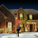 Новогодний лазерный проектор Star Shower, фото 8