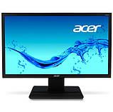Широкоформатный компьютерный TFT монитор б/у Acer V226HQL VGA 21,5 дюйма с разрешением 1920x1080, фото 4