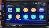 Автомагнитола 2DIN 8702 Android GPS WIFI, магнитола на андроиде 2 дин, фото 4
