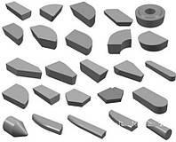 Изделия из твёрдого сплава ВК, ТК, ВН , ВНЖ, Вольфрам-меди и керамики