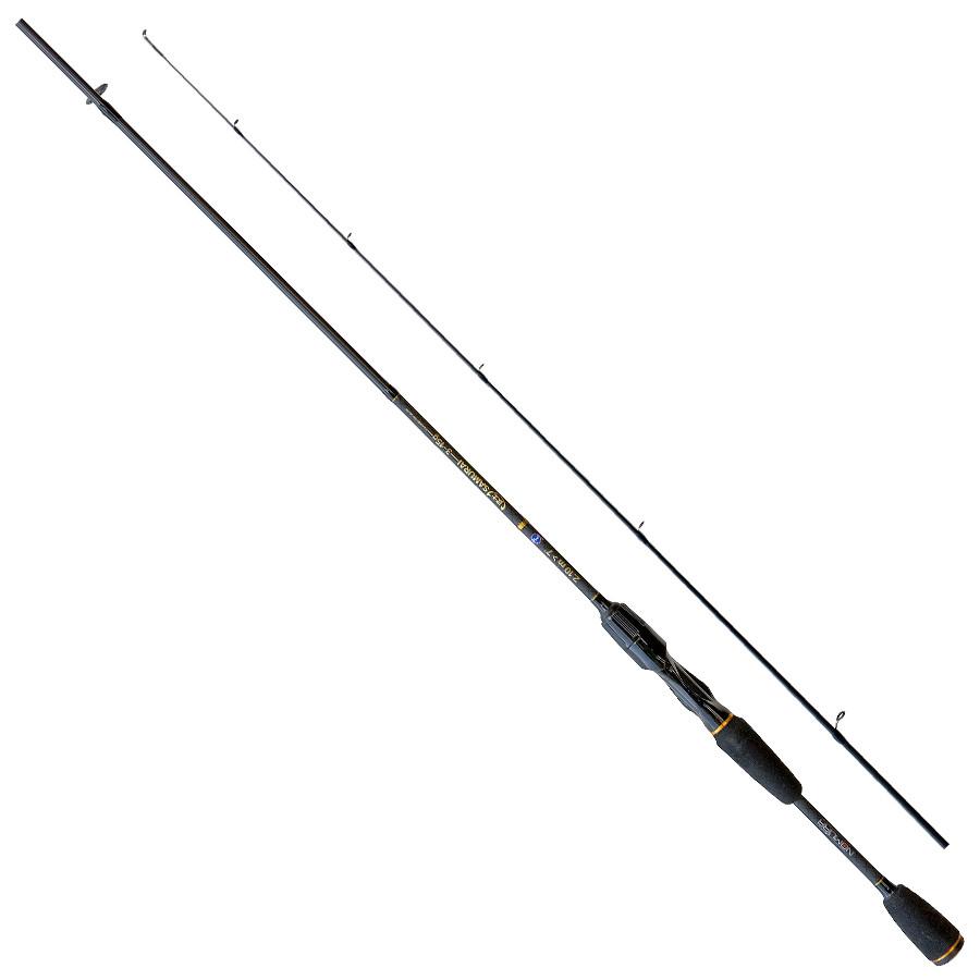 Спінінг Nomura Samurai 2.28 м 5-20 гр. (вага 121 гр.)