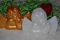 Декоративная свеча ручной работы Ангел