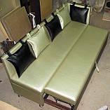 Лавочка Комфорт зі спальним місцем від виробника, фото 2