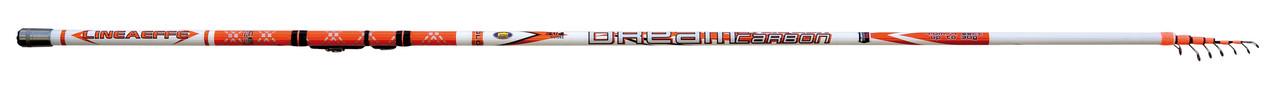Вудка з кільцями Lineaeffe Dream Carbon WWG 6м до 30гр.