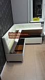 Кухонный уголок с прошивкой, фото 8